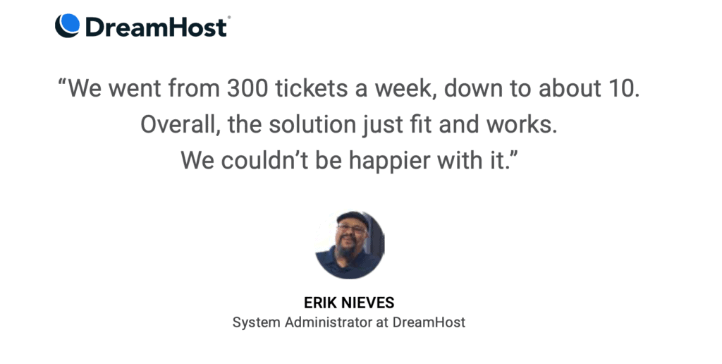DreamHost Quote
